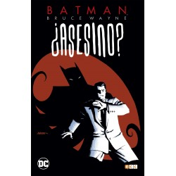 Batman. Bruce Wayne ¿Asesino? (Colección Completa) DC Comics ECC Ediciones