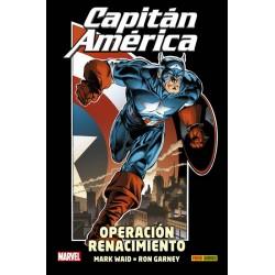 Capitán América. Operación Renacimiento (100% Marvel HC)