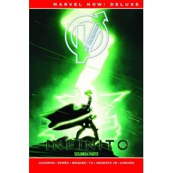 Los Vengadores de Jonathan Hickman 4. Infinito Parte 2 (Marvel Now! Deluxe)
