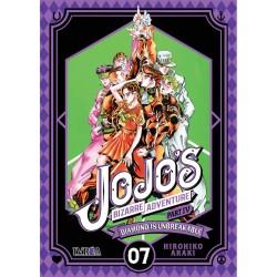 Jojo's Bizarre Adventure Parte 4. Diamond is Unbreakable 7 Ivrea