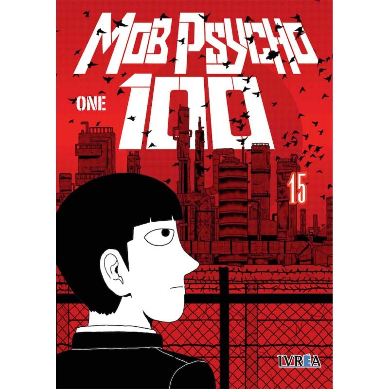 Mob Psycho 100 15 Ivrea