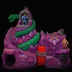 Playset Montaña Serpiente Masters del Universo Super7 Comprar