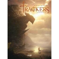 Trackers 2. Legado de Sangre Yermo Ediciones