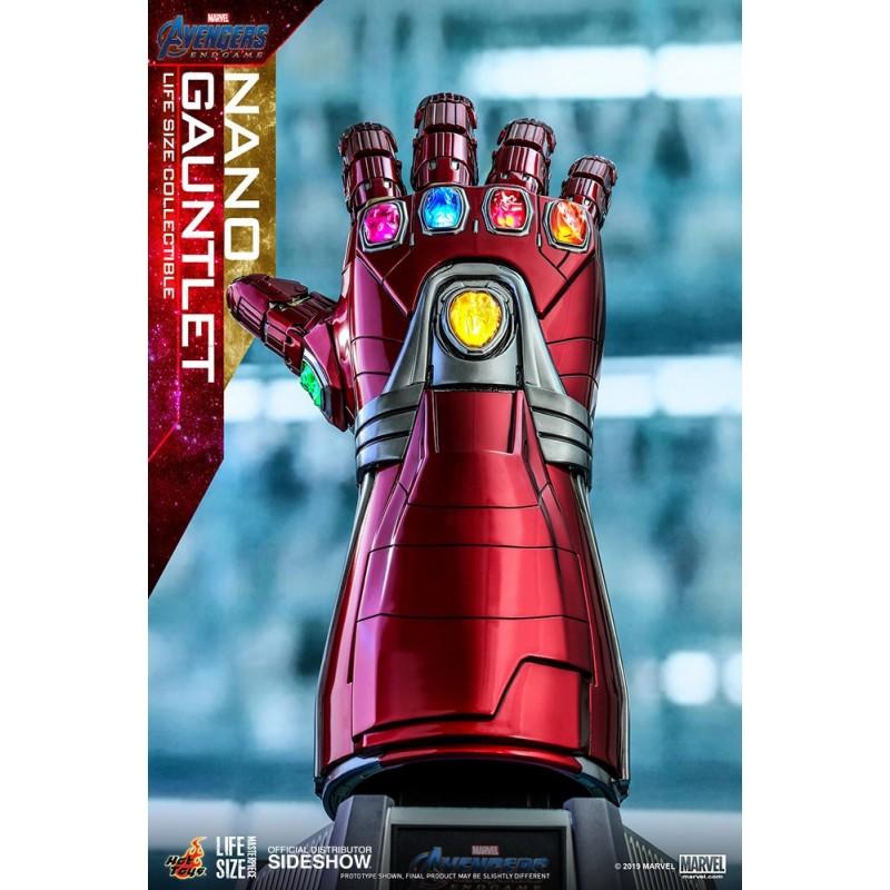 Hot Toys Nano Gauntlet Vengadores Endgame Comprar