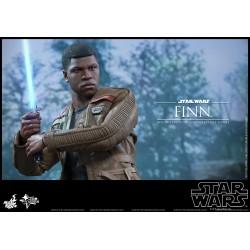 Figura Finn Hot Toys. Star Wars. El Despertar de la Fuerza.