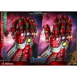 Hot Toys Nano Gauntlet Version Hulk Vengadores Endgame Comprar