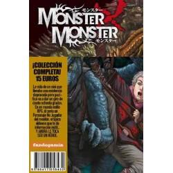 Monster X Monster (Obra Completa)