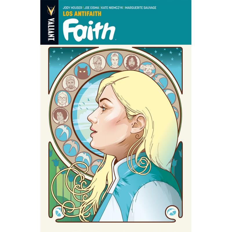 Faith 4. Los Antifaith