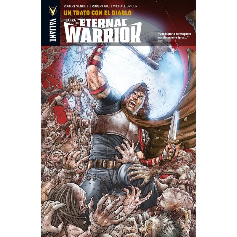 La Ira de Eternal Warrior 3