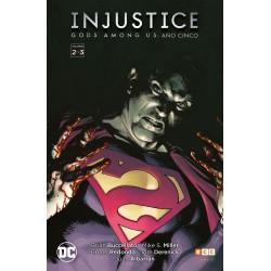 Injustice. Año Cinco Vol. 2