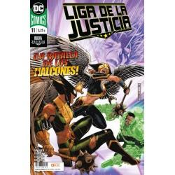 Liga de la Justicia 89 / 11