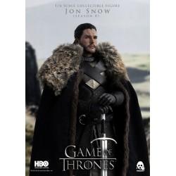 Jon Snow Juego de Tronos Temporada 8 (Three Zero)