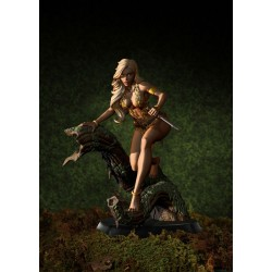 Estatua Sheena Queen of the Jungle Escala 1/6
