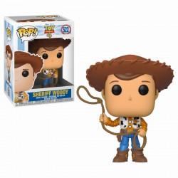 Toy Story 4. Woody POP Funko 522