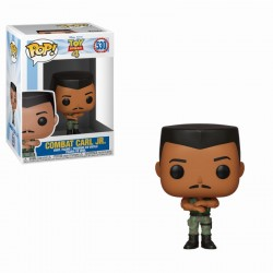 Toy Story 4. Combat Carl Jr. POP Funko 530