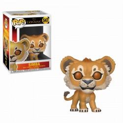 Simba. El Rey León Live Action Disney POP Funko 547