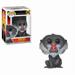Rafiki. El Rey León Live Action Disney POP Funko 551