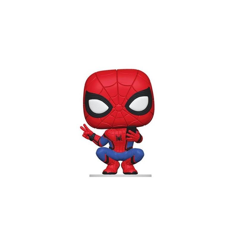 Spiderman. Spider-Man Lejos de Casa. POP Funko