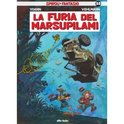 Spirou y Fantasio 55. La Furia del Marsupilami Dibbuks Comic