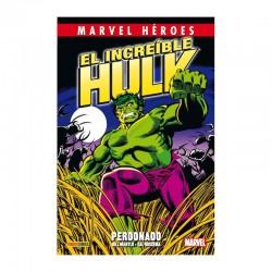 El Increíble Hulk. Perdonado (Marvel Héroes 46)