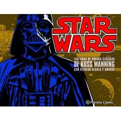 Star Wars. Tiras de Prensa de Russ Manning 1 Planeta Cómic