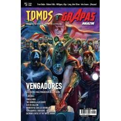 Tomos y Grapas Magazine 5