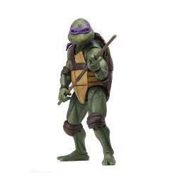 Figura Donatello Tortugas Ninja 1990 Neca Comprar