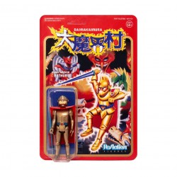 Figura Ghosts 'n Goblins Magic Arthur ReAction Super7