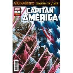 Capitán América 5 / 104 Panini Comics