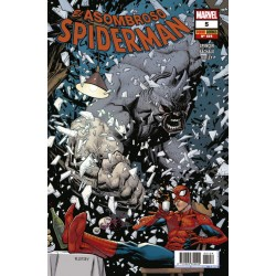 El Asombroso Spiderman 5 / 154