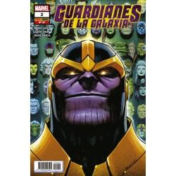 Guardianes de la Galaxia 65 Panini Comics Marvel