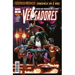 Vengadores 7 Panini Comics Marvel