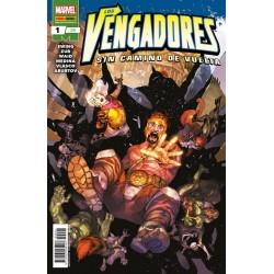 Los Vengadores. Sin Camino De Vuelta 1 Panini Comics Marvel