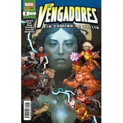 Los Vengadores. Sin Camino De Vuelta 2 Panini Comics Marvel