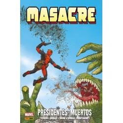Masacre de Gerry Duggan 1 (Marvel Omnibus)