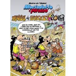Mestres de L'Humor 53. Mortadel.lo i Filemó. Mundial de Bàsquet 2019 (Catalán)