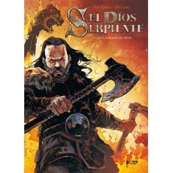 El Dios Serpiente 1. Las Lágrimas de Odín Yermo Ediciones