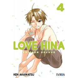 Love Hina 4 Ivrea