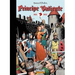 Principe Valiente 1951 1952 Dolmen Comics