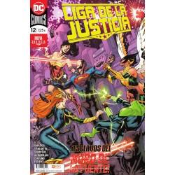 Liga de la Justicia 90 / 12