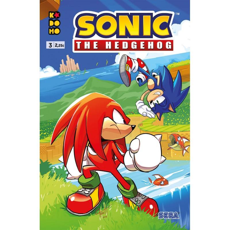 Sonic The Hedgehog 3 ECC Comics