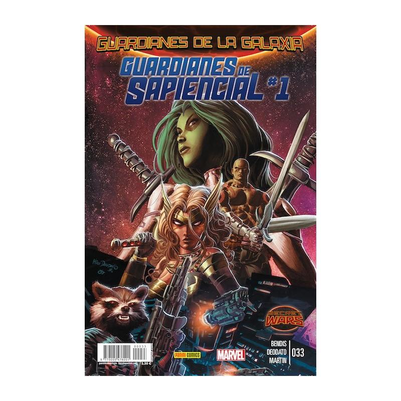 Guardianes de la Galaxia 33