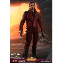 Hot Toys Starlord Infinity War Avengers Figura Comprar