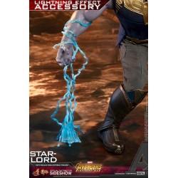 Hot Toys Starlord Infinity War Avengers Figura Comprar