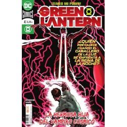 El Green Lantern 86 / 4