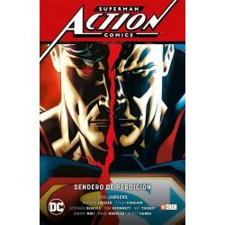 Imagén: Superman. Action Comics 1. Sendero de Perdición