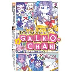 ¡Cuéntame, Galko Chan! 1