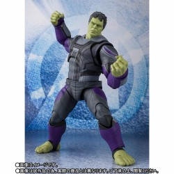 Figura Hulk Vengadores Endgame SH Figuarts Bandai