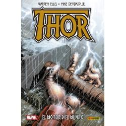 Thor. El Motor del Mundo (100% Marvel HC)