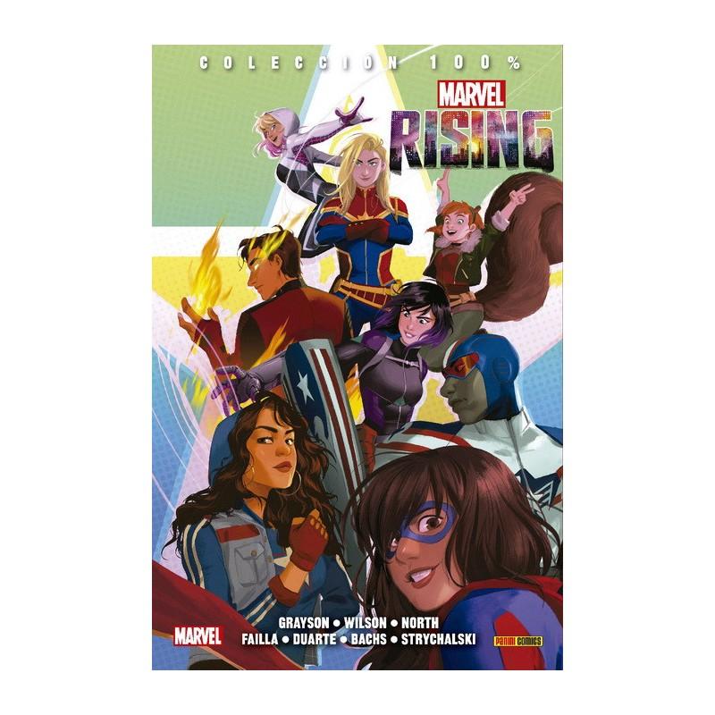 Marvel Rising (100% Marvel)